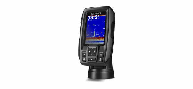 Garmin Striker 4cv with sonar on display