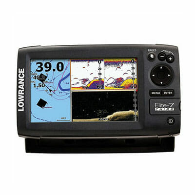 Lowrance Elite-7 CHIRP Reviews