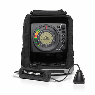 Humminbird ICE-55 Review